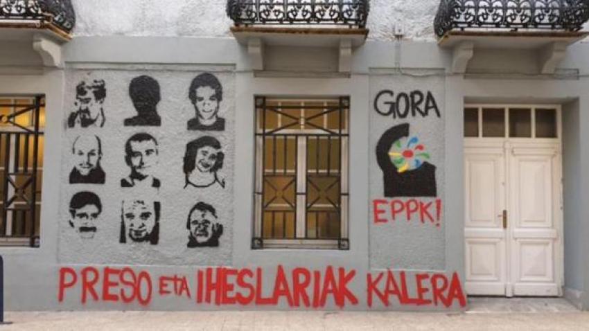 Los acercamientos de presos de ETA al País Vasco dividen al socialismo histórico