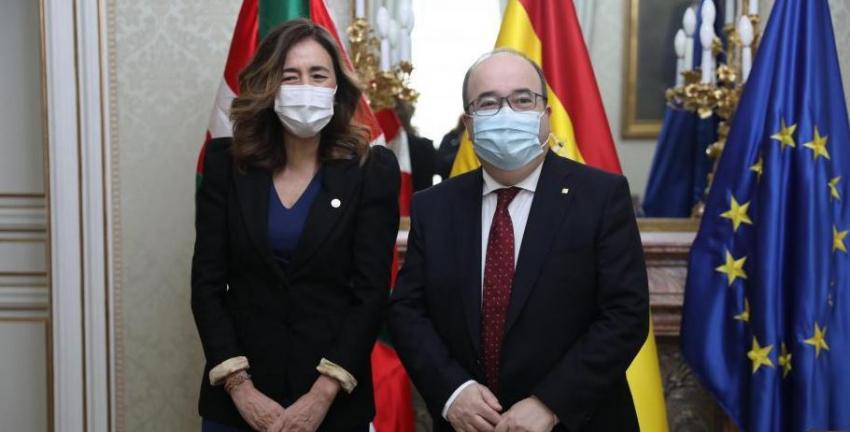 Las cifras de la transferencia de Prisiones a Euskadi