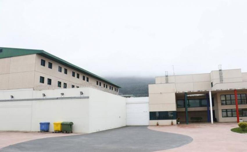 Un brote de Covid en la cárcel de Zaballa deja seis sanitarios y otros tantos presos contagiados
